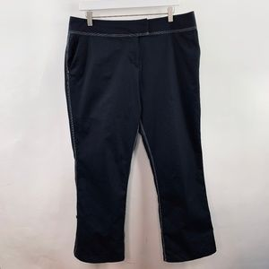 Adidas 14 Climacool Capri Pants Black Stretch Crop